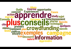 Attentes des participants à l'atelier - Source: wordle.net